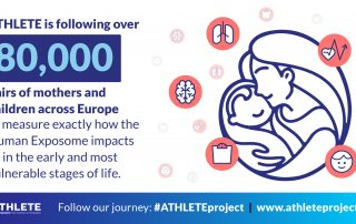 How does early-life exposure to environmental pollutants affect our health? New flyer and video from the ATHLETE project.